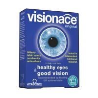 Vitabiotics Visionace Original 30 ταμπλέτες