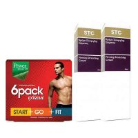 Power Health 6pack extreme & STC Κρέμα Σύσφιγξης x2 τεμ