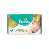 Pampers Premium Care New Baby Πάνες 1 2-5kg 41τμχ
