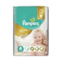 Pampers Premium Care Πάνες 4 8-14kg 18τμχ