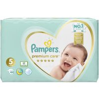 Pampers Premium Care Πάνες No5 11-16kg 44τμχ