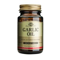 Solgar Garlic Oil Σούπερ Τροφές 100 Softgels