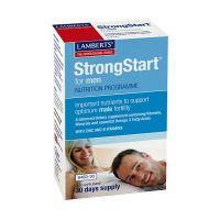Lamberts StrongStart for Men 30 tabs +30 caps