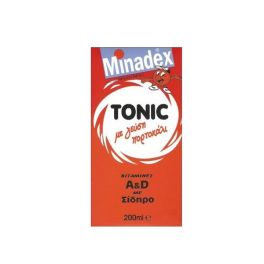 Merck Cana Seven Seas Minadex Tonic 200ml