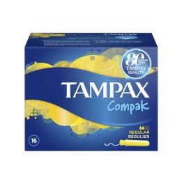 Tampax Compak Regular Ταμπόν 16τμχ