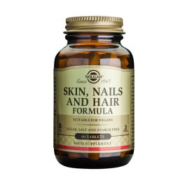 Solgar Skin, Nails & Hair Formula 60 Tabs