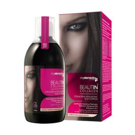 My Elements Beautin Collagen 500ml Φράουλα-Βανίλια